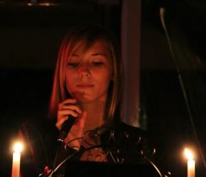 Mitternachts-Überraschung bei Kerzenschein
